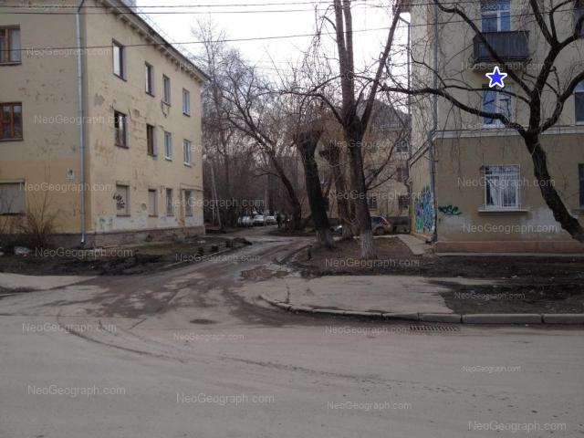 Адрес(а) на фотографии: Студенческая улица, 2, 4, 4А, Екатеринбург