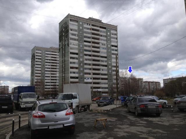 Адрес(а) на фотографии: улица Черепанова, 18, 24, 28, 34, 36, Екатеринбург