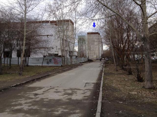 Адрес(а) на фотографии: улица Черепанова, 24, 28, 36, Екатеринбург