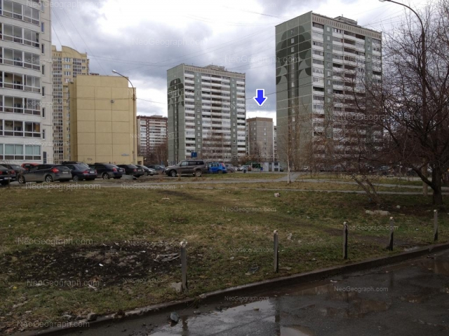 Адрес(а) на фотографии: улица Черепанова, 24, 34, 36, Екатеринбург