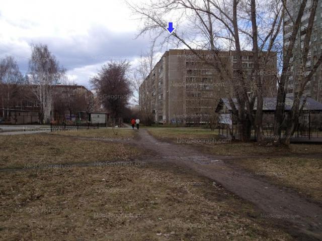 Адрес(а) на фотографии: улица Черепанова, 18, 24, 36, Екатеринбург