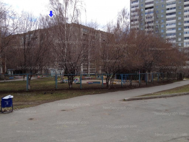 Адрес(а) на фотографии: улица Черепанова, 24, 36, Екатеринбург