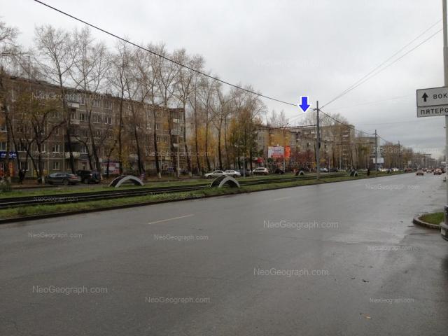 Address(es) on photo: Uralskaya street, 60, 64, Yekaterinburg