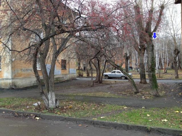 Address(es) on photo: Sovetskaya street, 47Г, 47Д, Yekaterinburg