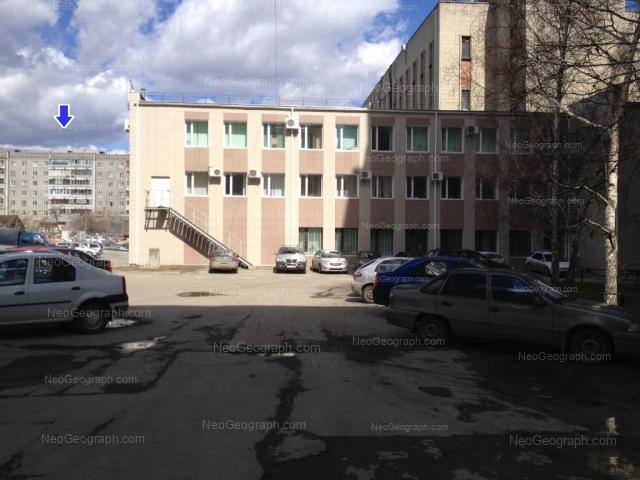 Адрес(а) на фотографии: улица Блюхера, 53А, 63А, Екатеринбург