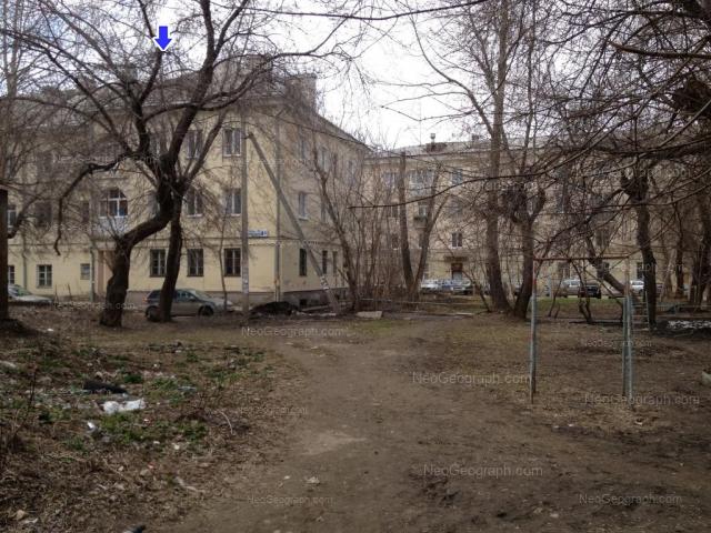 Адрес(а) на фотографии: Студенческая улица, 4А, Екатеринбург