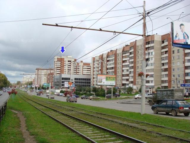 Адрес(а) на фотографии: Уральская улица, 61, 61А, 65, Екатеринбург
