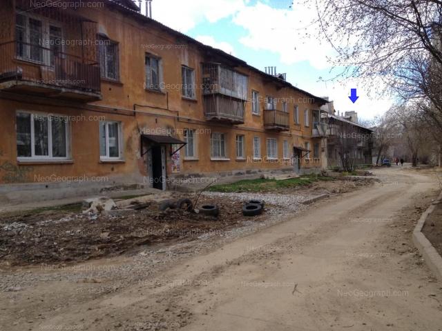 Адрес(а) на фотографии: улица Блюхера, 59А, 59Б, Екатеринбург