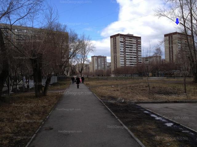 Адрес(а) на фотографии: улица Черепанова, 20, 22, 22А, Екатеринбург