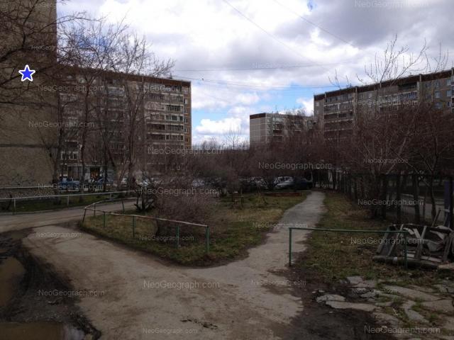 Адрес(а) на фотографии: улица Черепанова, 18, 22, 24, 28, Екатеринбург
