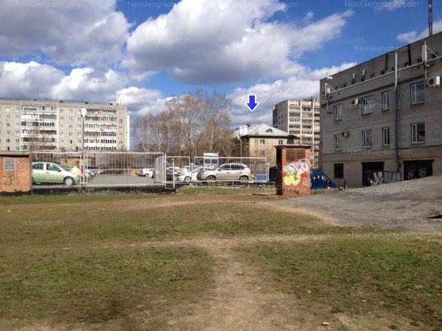 Адрес(а) на фотографии: улица Блюхера, 53А, 59, 59А, 61Б, 63А, Екатеринбург