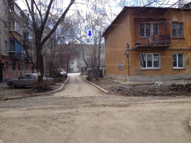 Адрес(а) на фотографии: улица Блюхера, 53А, 55, 61Б, Екатеринбург