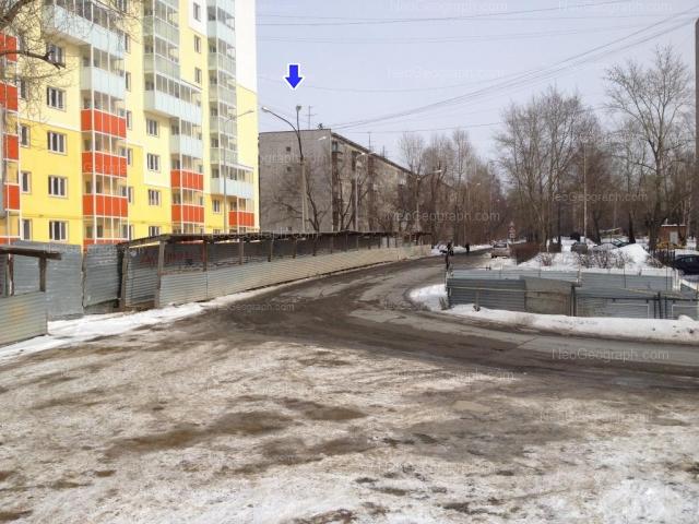 Адрес(а) на фотографии: улица Пионеров, 5, Екатеринбург