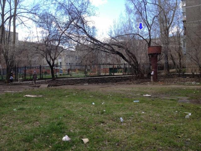 Адрес(а) на фотографии: улица Блюхера, 49А, 55А, Екатеринбург