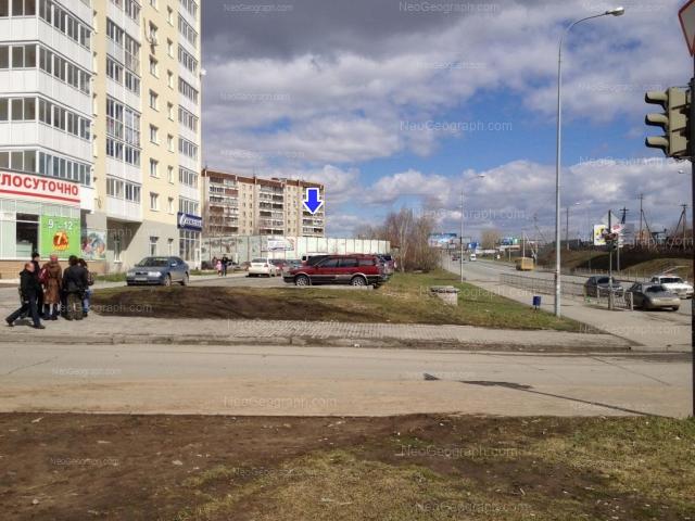 Адрес(а) на фотографии: улица Готвальда, 21/1, 25, Екатеринбург