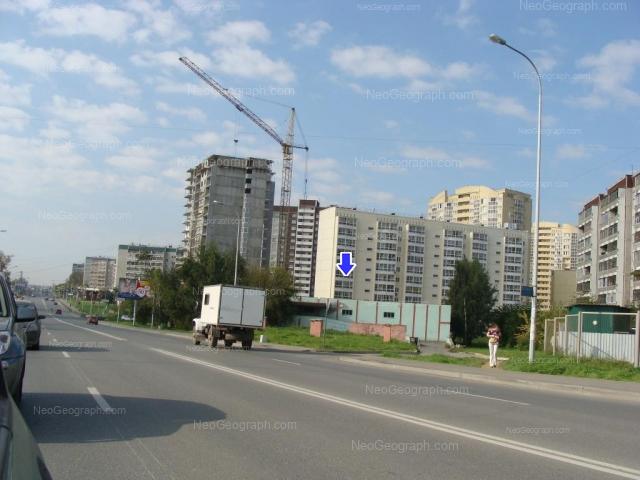 Адрес(а) на фотографии: улица Готвальда, 21/1, 21/2, 21/3, 23/1, 25, Екатеринбург