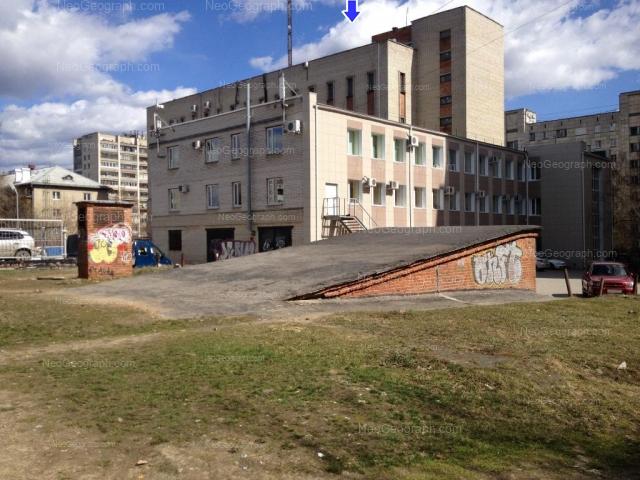 Адрес(а) на фотографии: улица Блюхера, 53А, 57, 59, 61Б, Екатеринбург