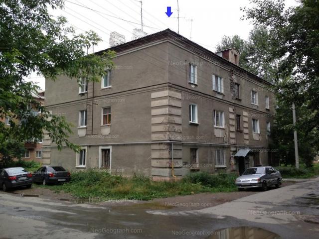 Адрес(а) на фотографии: переулок Осоавиахима, 104, Екатеринбург