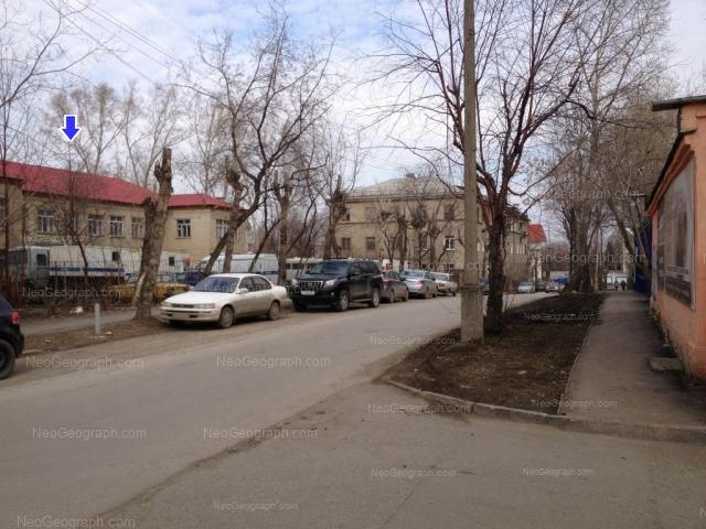Адрес(а) на фотографии: улица Кулибина, 2А, 5, 7, Екатеринбург