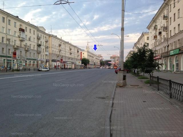 Адрес(а) на фотографии: улица Свердлова, 15, 25, 27, 56, 58, Екатеринбург