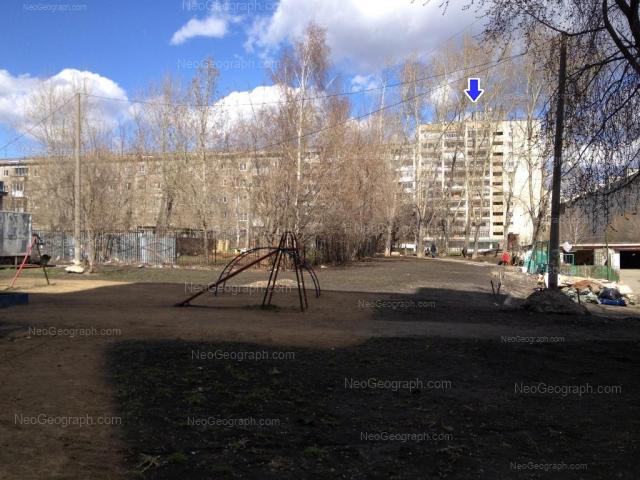 Адрес(а) на фотографии: улица Блюхера, 51, 53, 55, 55А, Екатеринбург