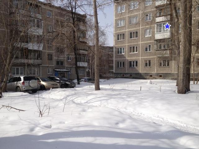 Адрес(а) на фотографии: Уральская улица, 66/1, 66/2, 68/2, Екатеринбург