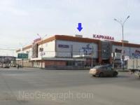 Фото торгово-развлекательного центра Kарнавал (кинотеатр 7D — на 3 этаже) Екатеринбург, ул. Халтурина, 55,  Россия - Неогеограф