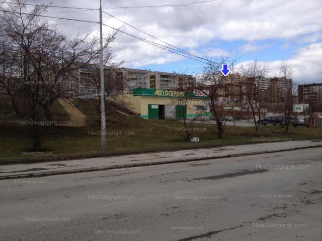 Адрес(а) на фотографии: Опалихинская улица, 25а, 27, 27А, Екатеринбург