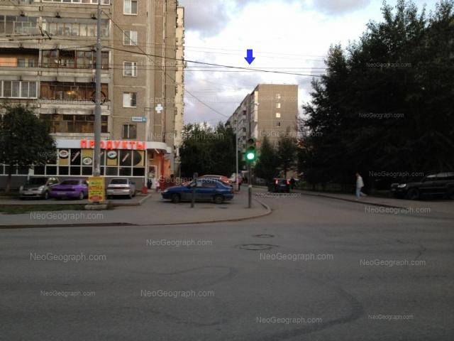Адрес(а) на фотографии: Советская улица, 52, 54, 56, Екатеринбург
