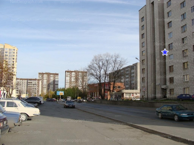 Адрес(а) на фотографии: Опалихинская улица, 27, 30, 31, 32, 40, Екатеринбург
