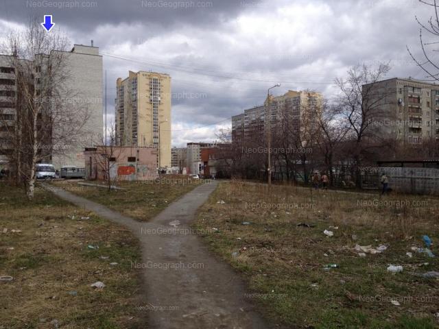 Адрес(а) на фотографии: Опалихинская улица, 27, 31, 40, 44, Екатеринбург