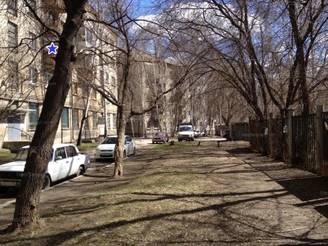 Address(es) on photo: Komsomolskaya street, 4А, 4Б, Yekaterinburg