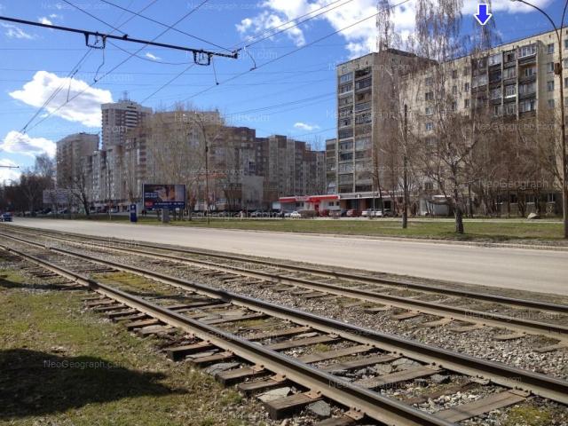 Адрес(а) на фотографии: улица Блюхера, 41, 45, 47, 49, 51, Екатеринбург