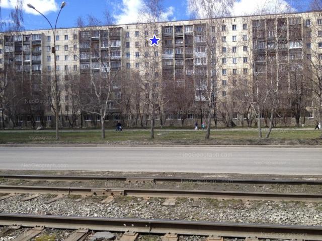 Адрес(а) на фотографии: улица Блюхера, 51, Екатеринбург