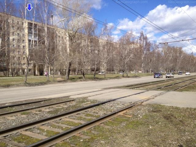 Адрес(а) на фотографии: улица Блюхера, 51, 57, Екатеринбург