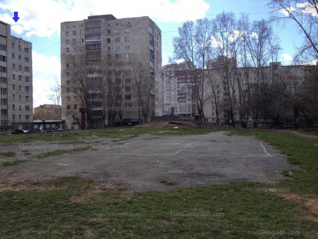 Адрес(а) на фотографии: улица Блюхера, 47А, 49, 51, Екатеринбург