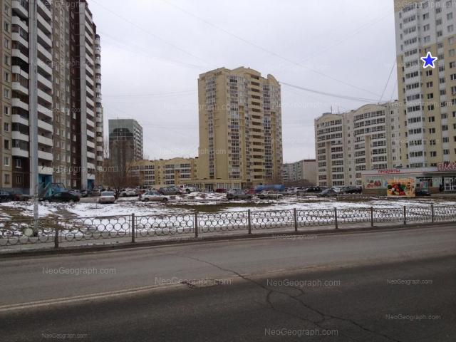 Адрес(а) на фотографии: улица Готвальда, 19Б, 21/1, 21/2, 23/1, 23/2, Екатеринбург