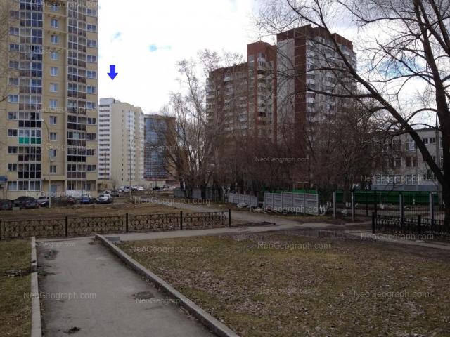 Адрес(а) на фотографии: улица Готвальда, 14а, 19А, 19Б, 19В, 21/1, 21/3, Екатеринбург