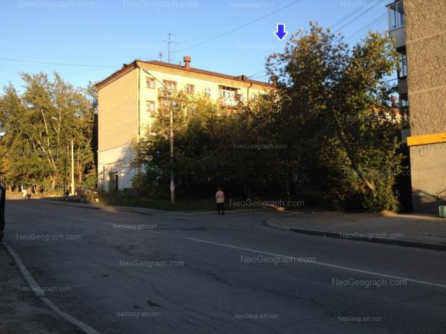 Адрес(а) на фотографии: улица Азина, 15, Екатеринбург