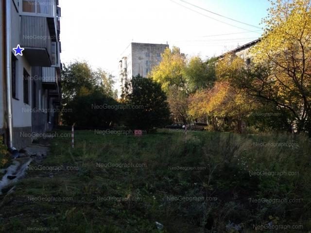 Адрес(а) на фотографии: улица Азина, 15, 17, Екатеринбург
