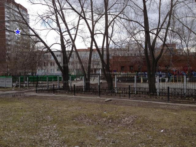 Address(es) on photo: Gotvalda street, 19А, 19В, Yekaterinburg