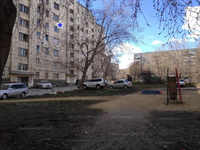 Адрес(а) на фотографии: улица Блюхера, 47А, 55А, Екатеринбург