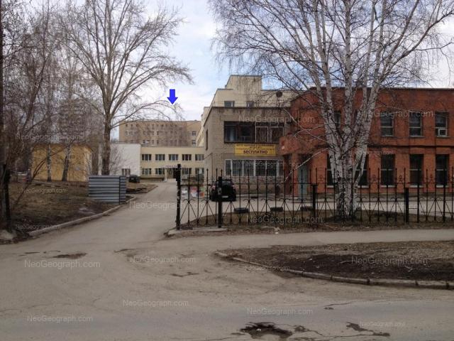 Адрес(а) на фотографии: улица Кулибина, 1А, 2, Екатеринбург