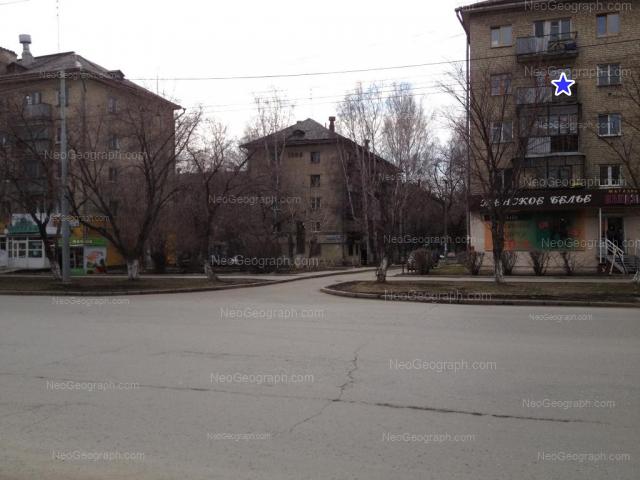 Address(es) on photo: Komsomolskaya street, 6, 6А, 6Б, 6В, 8, Yekaterinburg