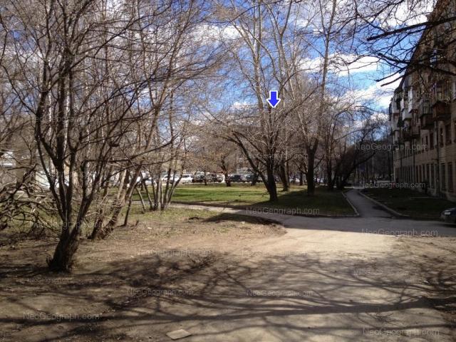 Address(es) on photo: Komsomolskaya street, 4, 4А, 6, Yekaterinburg