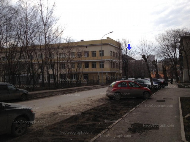 Address(es) on photo: Komsomolskaya street, 4А, 6, 9, Yekaterinburg