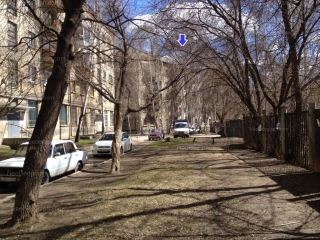 Адрес(а) на фотографии: Комсомольская улица, 4А, 4Б, Екатеринбург