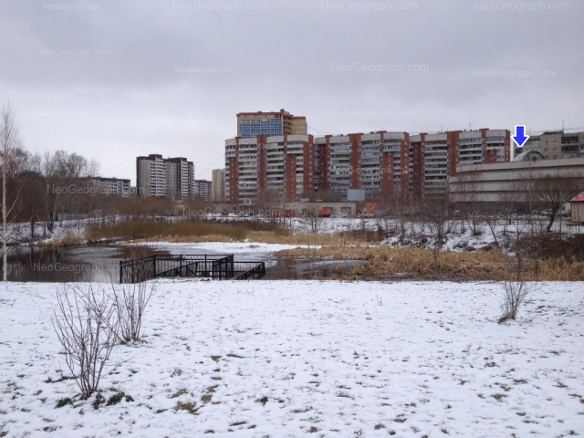 Адрес(а) на фотографии: улица Машинистов, 2Ж, Екатеринбург