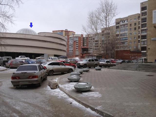 Адрес(а) на фотографии: улица Машинистов, 2, 2Ж, Екатеринбург