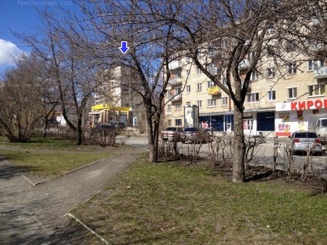 Адрес(а) на фотографии: улица Блюхера, 49, Екатеринбург